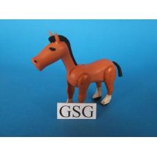Paard bruin nr. 2090-06