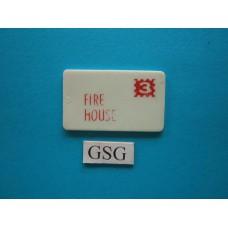 Brief fire house nr. 2130-02