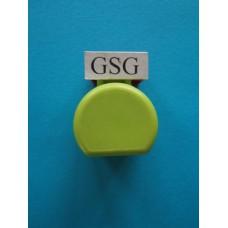 Koffer groen nr. 2125-03