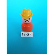 Boer oranje nr. 2111-02