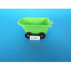 Bolderkar groen nr. 2093-03