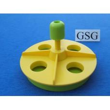 Draaimolen geel-groen nr. 2097-02
