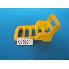 Ligstoel geel nr. 2065-02