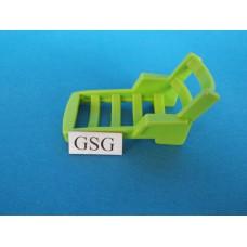 Ligstoel groen nr. 2065-03