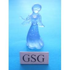 Assepoester (kristal) nr. 50407-02