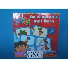 De kleuren met Dora nr. 60237-00