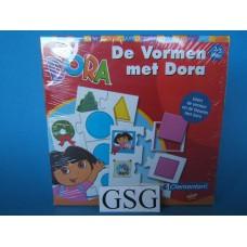 De vormen met Dora nr. 60236-00