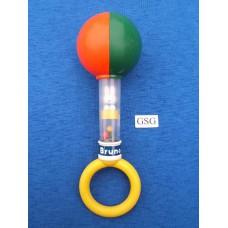 Rammelaar bol en ring
