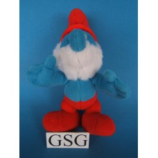 Stoffen grote smurf nr. 50197-02 (27 cm)