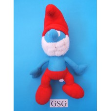 Stoffen grote smurf nr. 50358-02 (34 cm)