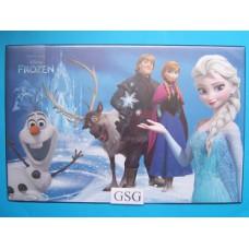 Bureau onderlegger Frozen nr. 50558-01