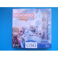 Monopoly Junior Disney Frozen nr. 1014 B2247 104-00