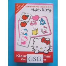 Spelenderwijs leren met Hello Kitty kleuren & vormen nr. 29423-00