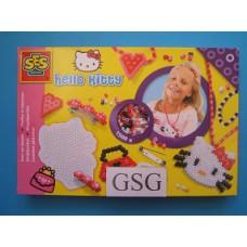 Strijkkralen Hello Kitty sieradenset nr. 14756-01