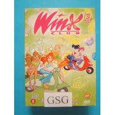 Winx Club 3 DVD box deel 1 t/m 3 nr. 50674-02