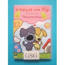 Woezel en Pip in de tovertuin theatershow nr. 50676-02