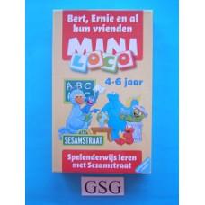 Spelenderwijs leren met Sesamstraat nr. 25280-01