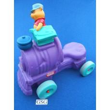 Loopauto winnie met geluid nr. 4961-00