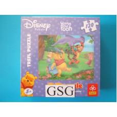 Winnie the Pooh (regen) 120 st nr. 35601-01