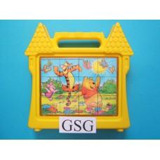 Winnie the Pooh 6x 12 st nr. 6041
