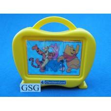 Winnie the Pooh 6x 6 st nr. 6040