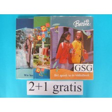 Barbie boeken nr. 3490-00
