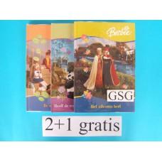Barbie boeken nr. 3492-00
