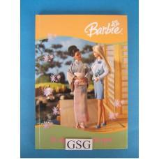 Barbie de mysterieuze theepot nr. 3283-02