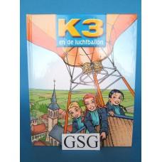 K3 en de luchtballon nr. 18022-02