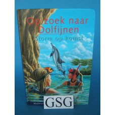 Op zoek naar dolfijnen storm op komst nr. 3262-01
