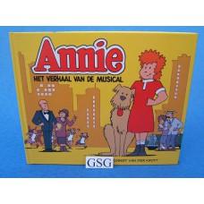 Annie het verhaal van de musical nr. 3089-02