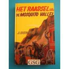 Arendsoog en het raadsel van de Mosquito vallei nr. 3516-01