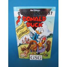 Donald Duck dubbel pocket 37 Donaldo de verschrikkelijke nr. 3841-02
