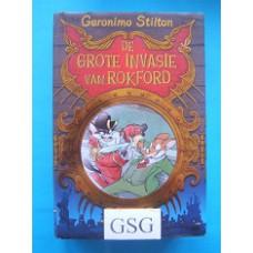 De grote invasie van Rokford nr. 3684-02