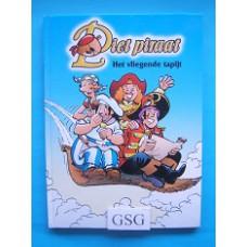 Piet Piraat het vliegende tapijt nr. 3718-02