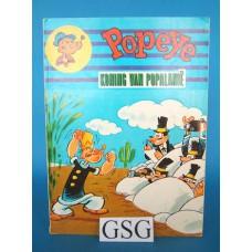 Popeye koning van Popalanië nr. 3210-02