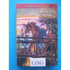 Pony friends geheimen, raadsels en buikvlinders nr. 3666-01