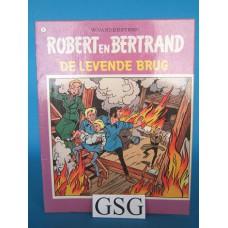 Robert en Bertrand de levende brug nr. 3205-02