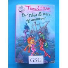 Thea Sisters 2 de Thea Sisters op avontuur nr. 3707-02