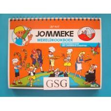 Jommeke wereldkookboek nr. 3800-01