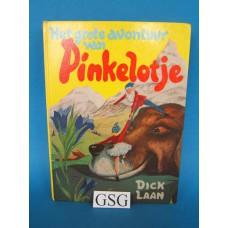 Het grote avontuur van Pinkelotje nr. 3167-02