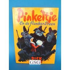 Pinkeltje en de flonkersteen nr. 3166-02