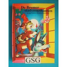 De Bremer stadsmuzikanten en nog 9 andere beroemde sprookjes nr. 3503-02