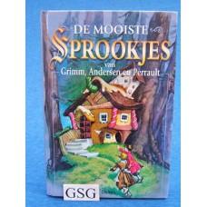 De mooiste sprookjes van Grimm, Andersen en Perrault nr. 3036-01