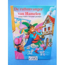 De rattenvanger van Hamelen en nog 9 andere beroemde sprookjes nr. 3532-02