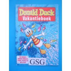 Donald Duck vakantieboek nr. 3704-01