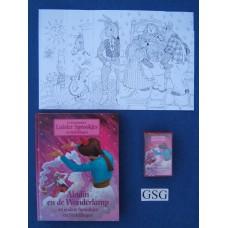 Aladin en de wonderlamp nr. 26001-02