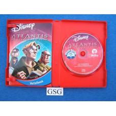 Vertelboek en CD Atlantis de verzonken stad