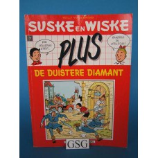 Plus 7 de duistere diamant nr. 3192-03