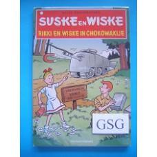 Rikki en Wiske in chocowakije nr. 3197-21